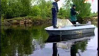 Ловля крупного окуня.Диалоги о рыбалке №36..