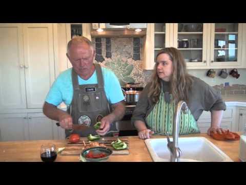 Hungarians In The Kitchen - How To Make Chicken Paprikash (Gluten Free / Dairy Free)