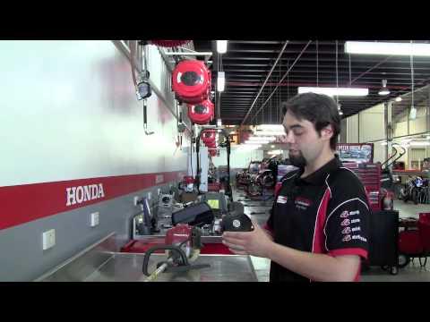 New Honda W4 & W5 Brushcutter Heads
