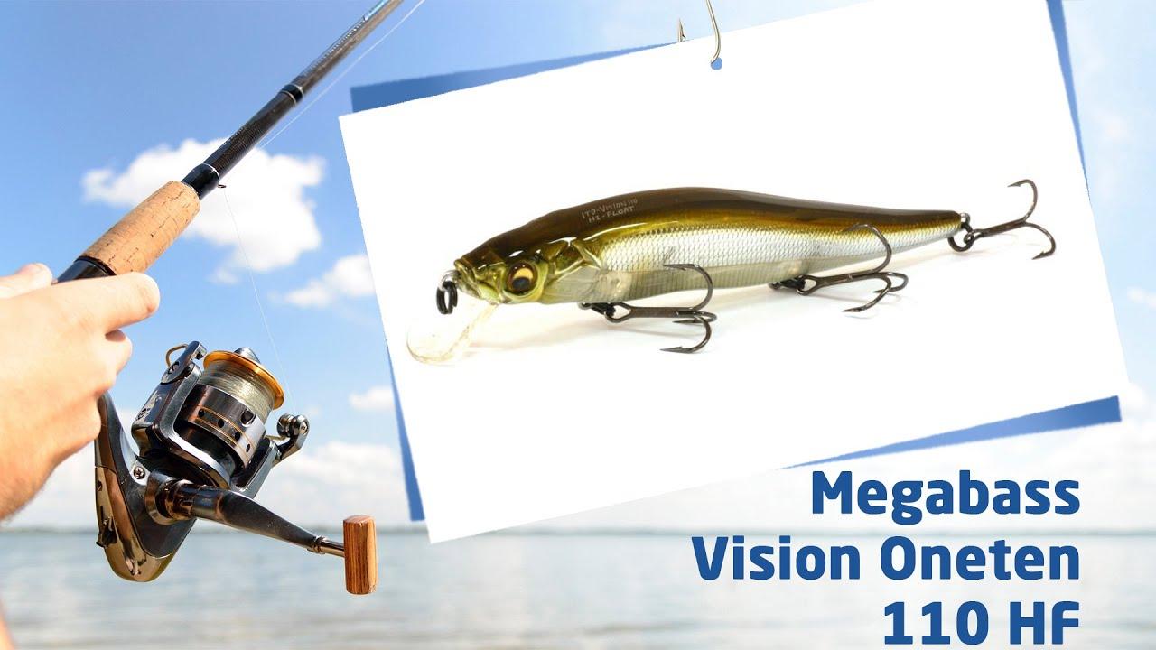 megabass vision 110