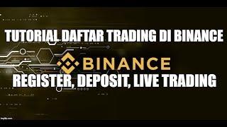 Tutorial Cara Trading Bitcoin & Cryptocurrency di Binance