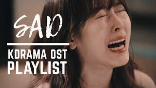 [ Playlist ]  Korean Drama OST ????| Sad Song????