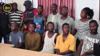 full story  of how we escape from  Kogi prison. suspect