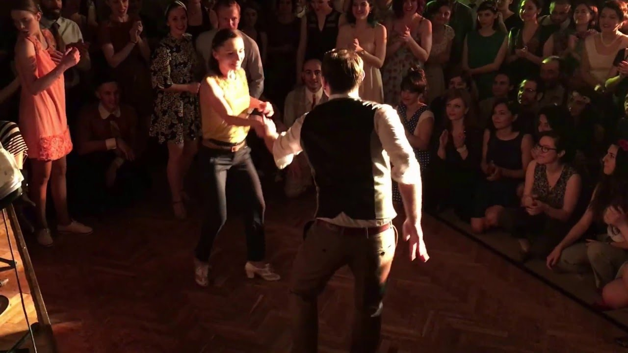 Saturday Night Jam (Part 1) - Crossover Istanbul 2016
