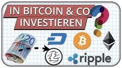 Lohnt es sich noch in Bitcoin, Ethereum & andere Kryptowährungen zu investieren? 🤔