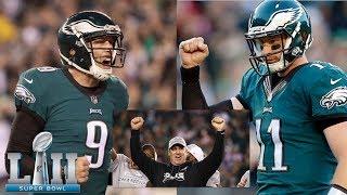 Eagles Golden Era And A Cigar, The 2 QB Dilemma? Doug Pederson An Elite Coach? If The Eagles Win!