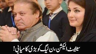 سینیٹ الیکشن اسلام آباد کی دونوں نشستوں پر ن لیگ کامیاب