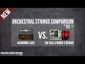 Orchestral Strings Comparison - Audiobro LASS vs. East West Hollywood Strings