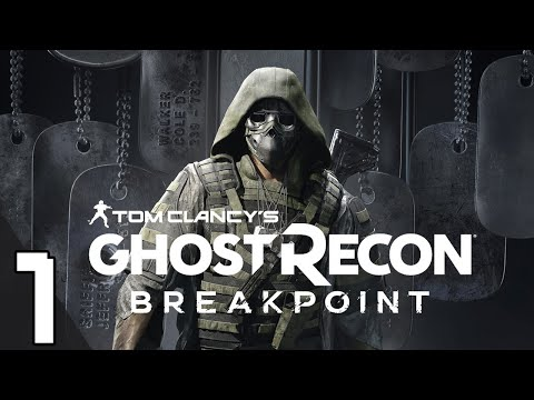 GHOST RECON BREAKPOINT | Let's Play #1 [FR]