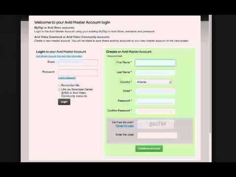 Survival Guide ‒ Customer Portal Master Account Overview ‒ Avid®