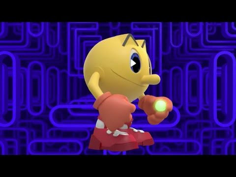 Pac-Man And The Ghostly Adventures 2 Trailer - TGS 2014