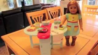 American Girl Doll Craigslist Finds-Doll & Doll Furniture!