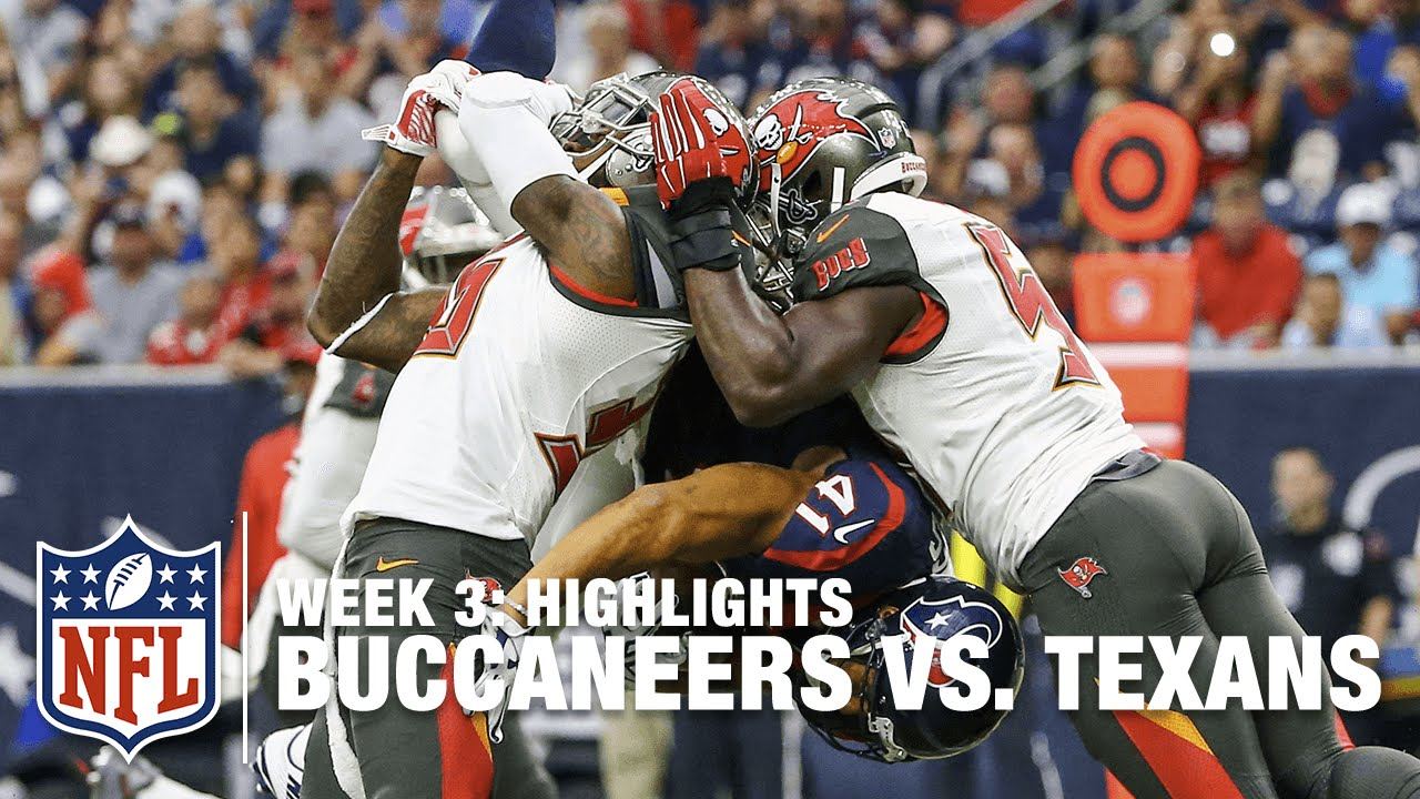 What channel is Texans vs. Buccaneers on today? Schedule, time ...