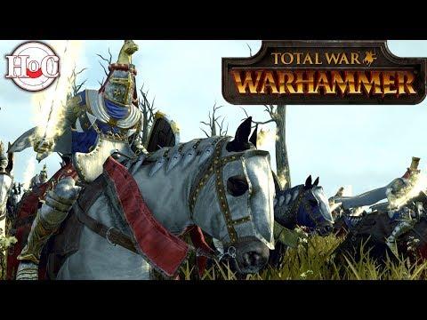For the Lady! - Total War Warhammer Online Battle 366 - Продолжительность: 7:36