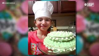 12-Year-Old Baker Turns Cookies Into Art! | Secretly Awesome