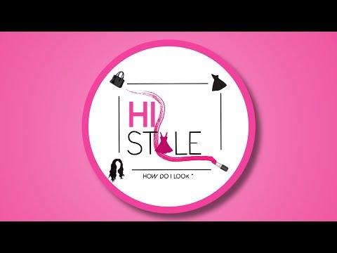 HI STYLE ( Program TV Magazine Show)