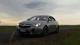 #V6TECHNOCAT Review: Holden Insignia VXR