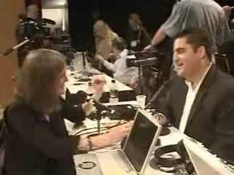 Cenk Interviews Amy Goodman - Part 1