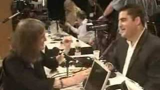 Cenk Interviews Amy Goodman - Part 1