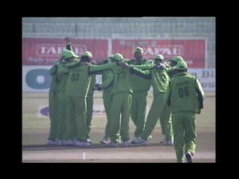 Tv Highlights Final Pak Vs Ind 2nd World Blind Cricket World Cup (ODI) 2006 (Pakistan)