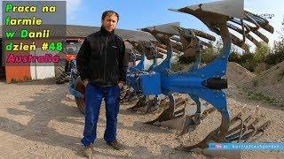 Praca na farmie w Danii dzień #48 Australia