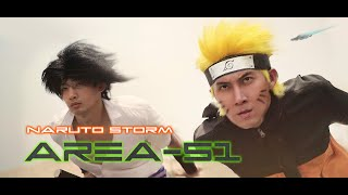 NARUTO STORM AREA 51 Official Trailer