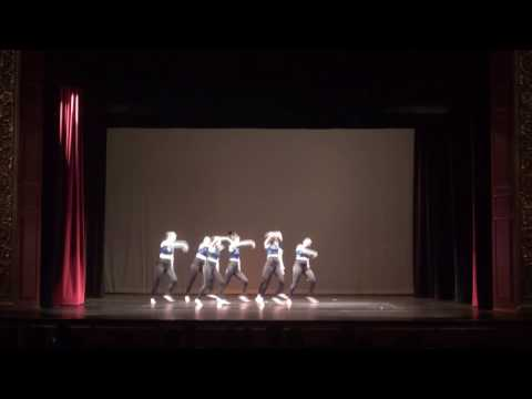 "Wellesley College Dancers Spring 2016 ""On the Floor"""