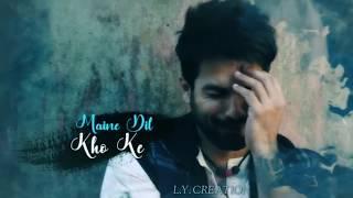 Wo jo ankho se ek pal na ojhal hue full song|Shraddha Kapoor,Sahid Kapoor|Batti Gul Meter chalu