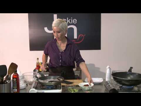 Cooking Blackfish With Jackie M