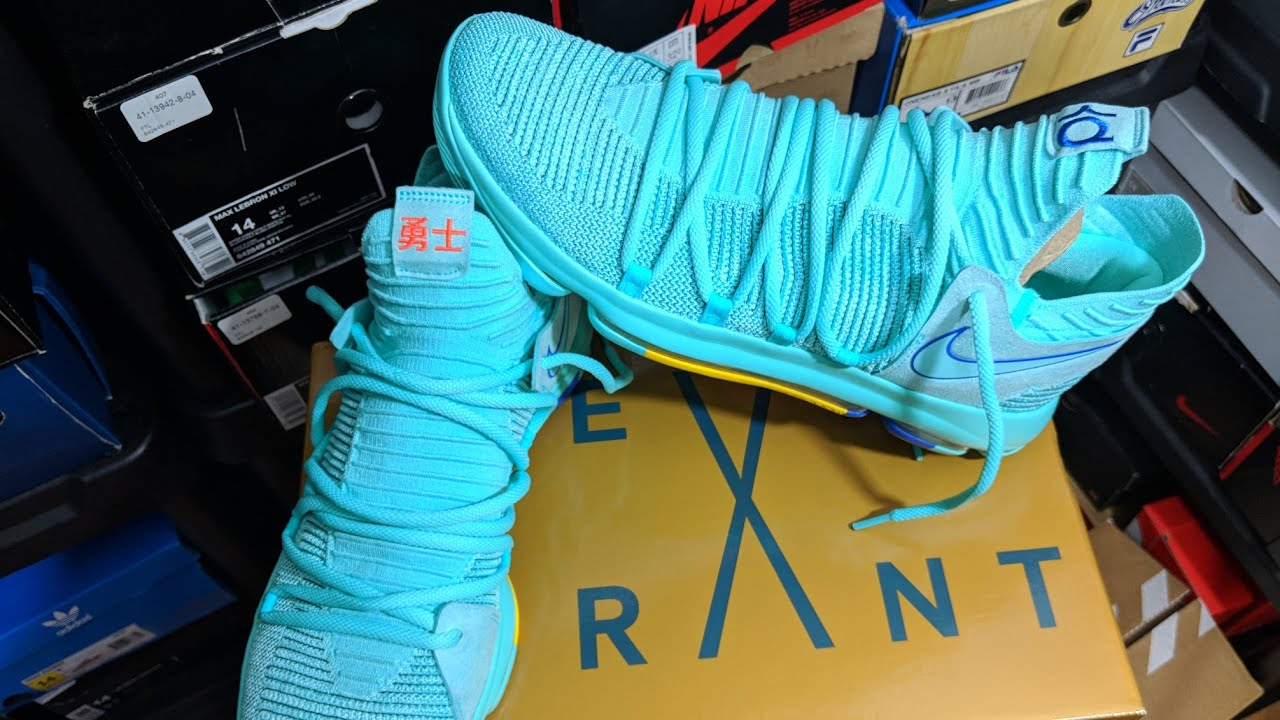 cd4a8cf6f16a KDX City Edition Hyper Turquoise Review   On Feet! - YouTube