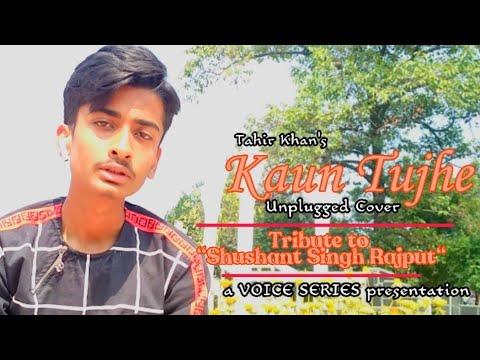 💓kaun-tujhe💓---yun-pyaar-karega-i-ms-dhoni-l-unplugged-cover-by-tahir-khan-l-sad-version.....!
