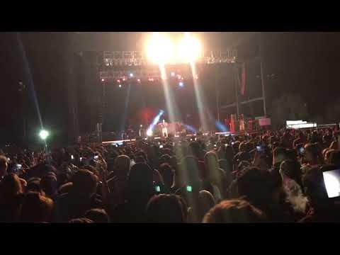 Intro to Ludacris concert