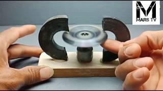 магнітний двигун своїми руками як зробити