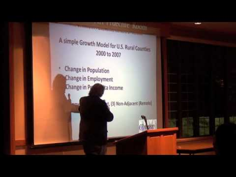 Dr. Steven Deller - The Community Economic Impacts of Mining