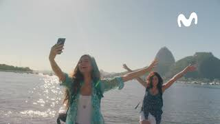 Comparte la experiencia de viajar, ¡con datos roaming ilimitados! 😎