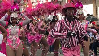 ChorégraphieGuimbo All Stars Dimanche Gras 2018