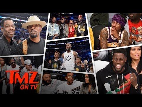NBA All-Star Game Brought Some All-Star Fashion To LA   TMZ TV