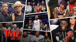 NBA All-Star Game Brought Some All-Star Fashion To LA | TMZ TV