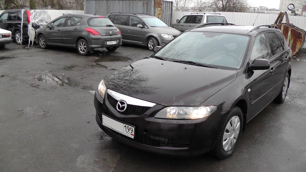 Выбираем б\у авто Mazda 6 GJ (бюджет 900-950тр) - YouTube