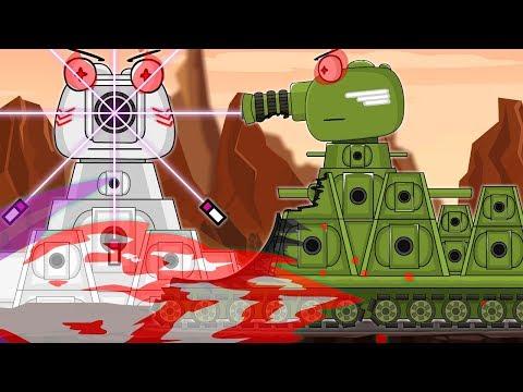 КВ-44 Битва до конца : Мультики про танки