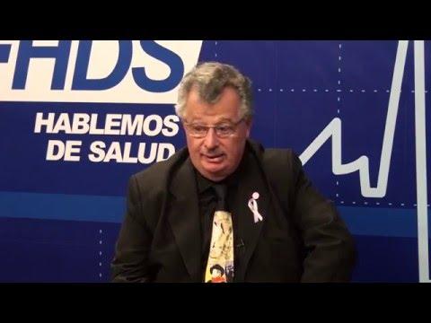 Hablemos de Salud Uruguay.Dr. Bernardo Aizen. Dir.Scio Mastología HCFFAA. Cancer de Mama en Uruguay