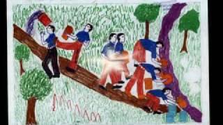 Art Presentation by Kids of Uru, Tanzania