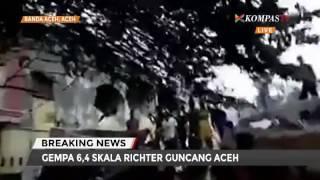 Petugas Terus Sisir Lokasi Terdampak Gempa Aceh
