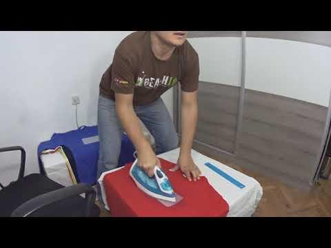 Направи си сам тениска (DIY). Или как да си направя тениска с надпис(щампа) у дома :)