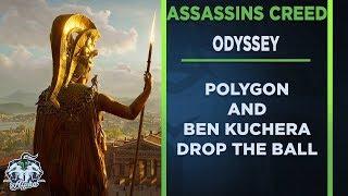 Ben Kuchera and Polygon drop the ball with Assassin