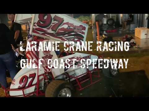 Cash Lacombe - Feature Winner - Gulf Coast Speedway 7/20/19