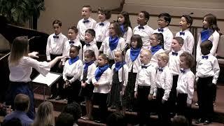 &quotA Family Recipe&quot Children&#39s Choir
