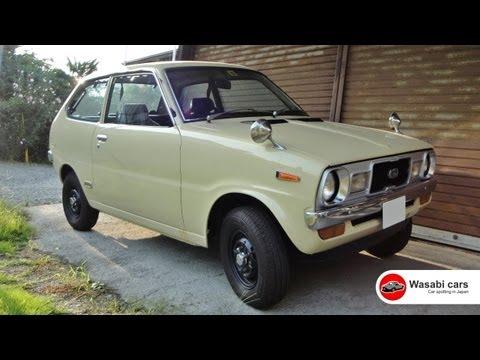 Survivor: A 1974 Mitsubishi Minica F4 Super Deluxe