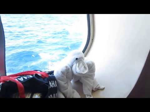 Carnival Conquest: Tour of Room 2335