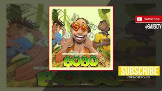 Mayorkun - Bobo Ft. Davido (OFFICIAL AUDIO 2018)